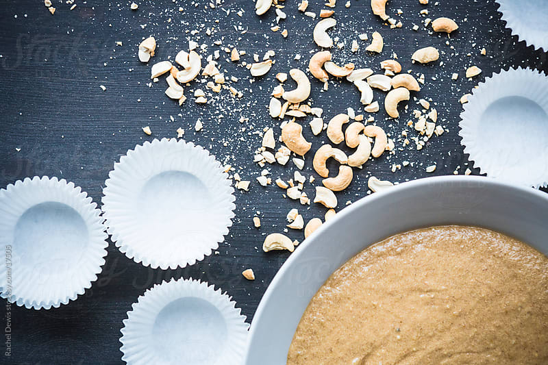 Homemade muffins. by Rachel Dewis for Stocksy United