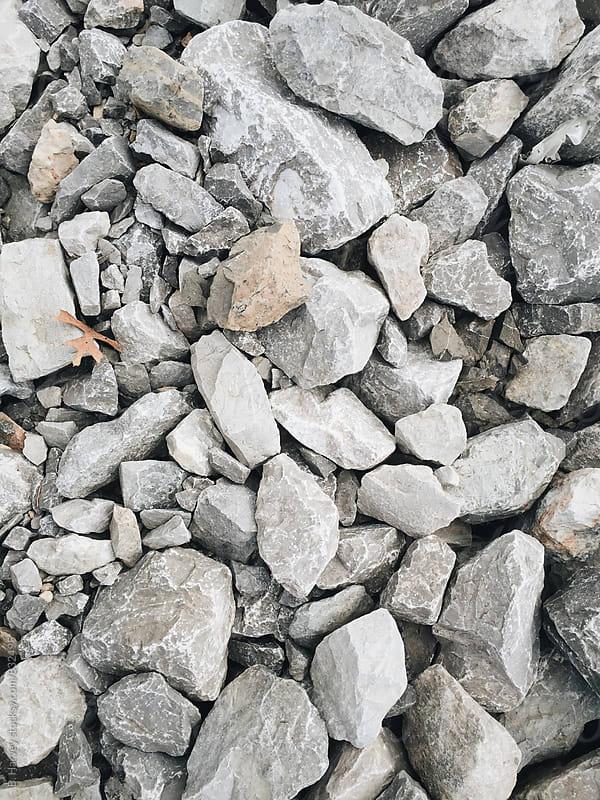Minimalist Rocks by B. Harvey for Stocksy United