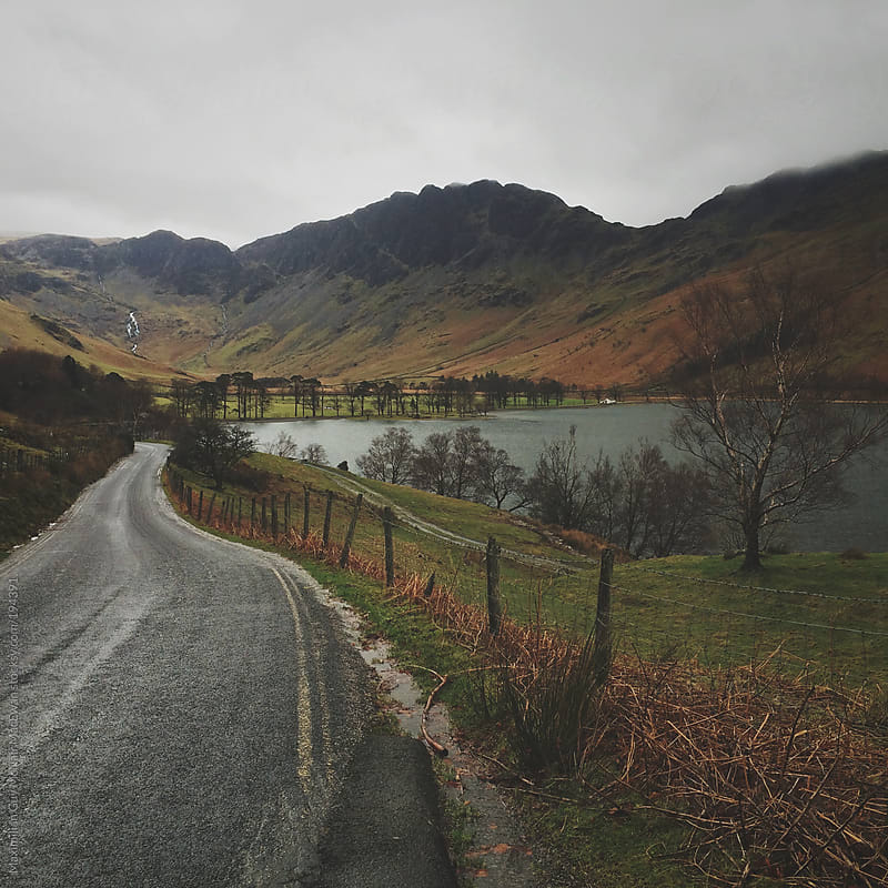 The Lake District by Maximilian Guy McNair MacEwan for Stocksy United