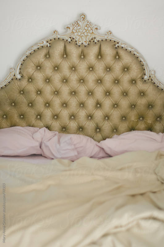 Bed by Mary-Anne Grobler for Stocksy United