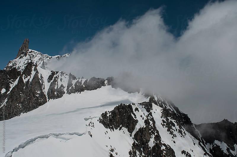 The Glacier Edge by Neil Warburton for Stocksy United