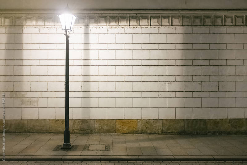 Street Lamp by Good Vibrations Images for Stocksy United