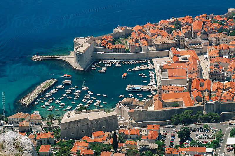 Dubrovnik, Croatia by Raymond Forbes LLC for Stocksy United