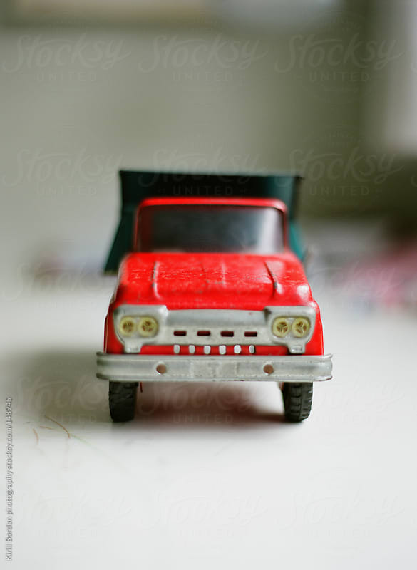 vintage toy by Kirill Bordon photography for Stocksy United