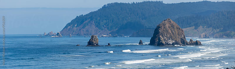 Oregon Coastline by Matthew Watson for Stocksy United