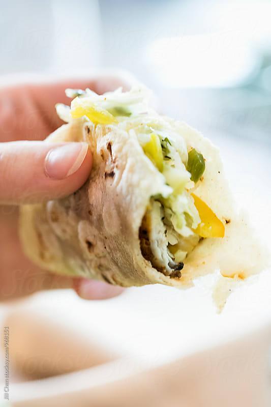 Fish Taco by Jill Chen for Stocksy United