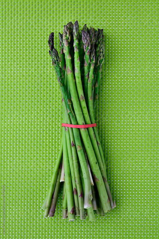 asparagus by juan moyano for Stocksy United