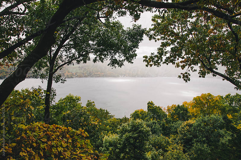 Keuka Lake by Justin Mullet for Stocksy United