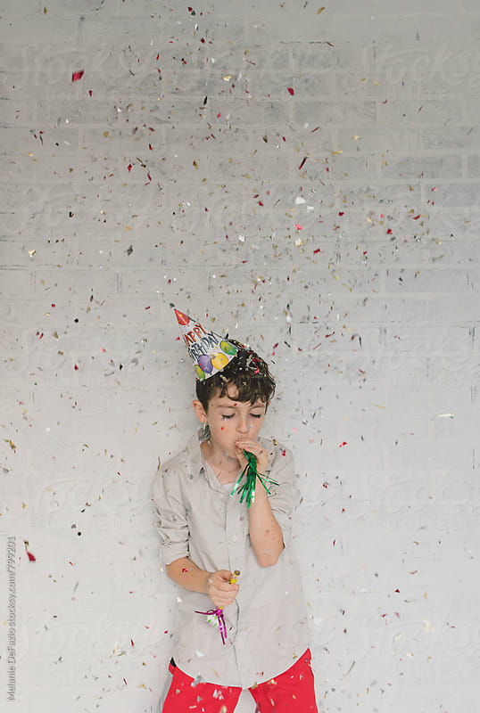 Party Time by Melanie DeFazio for Stocksy United