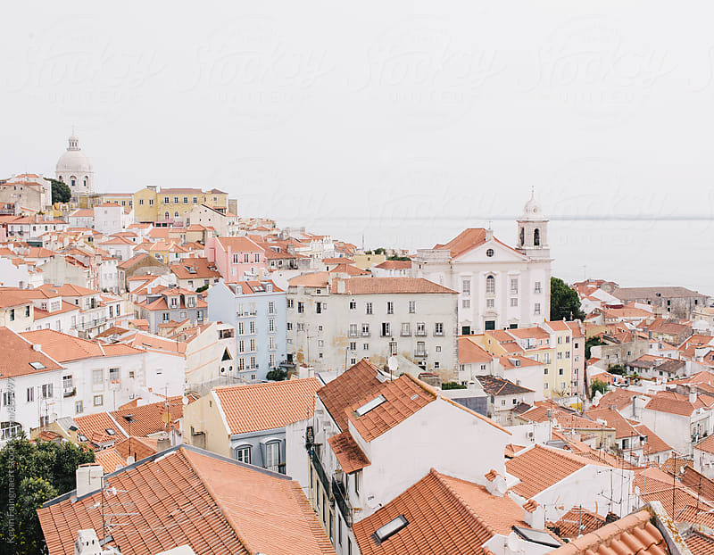 Lisbon by Kevin Faingnaert for Stocksy United