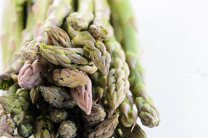 Fresh Asparagus by Julie Rideout for Stocksy United