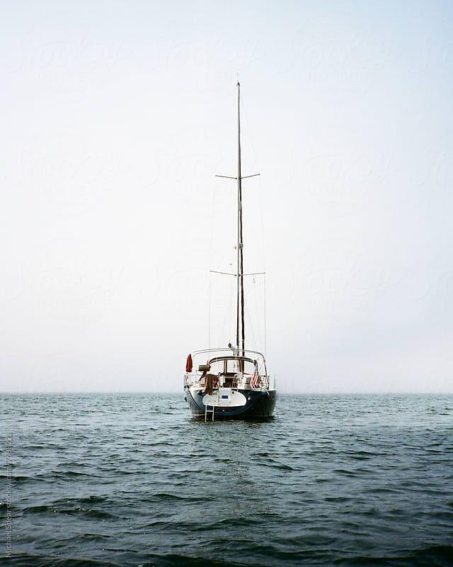 Sail Boat by Michael Spear for Stocksy United