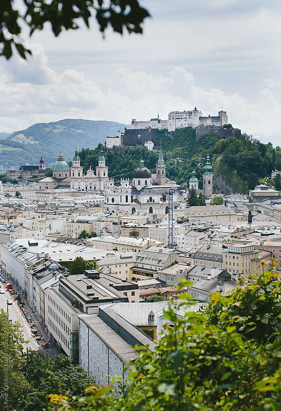 Salzburg by Amir Kaljikovic for Stocksy United