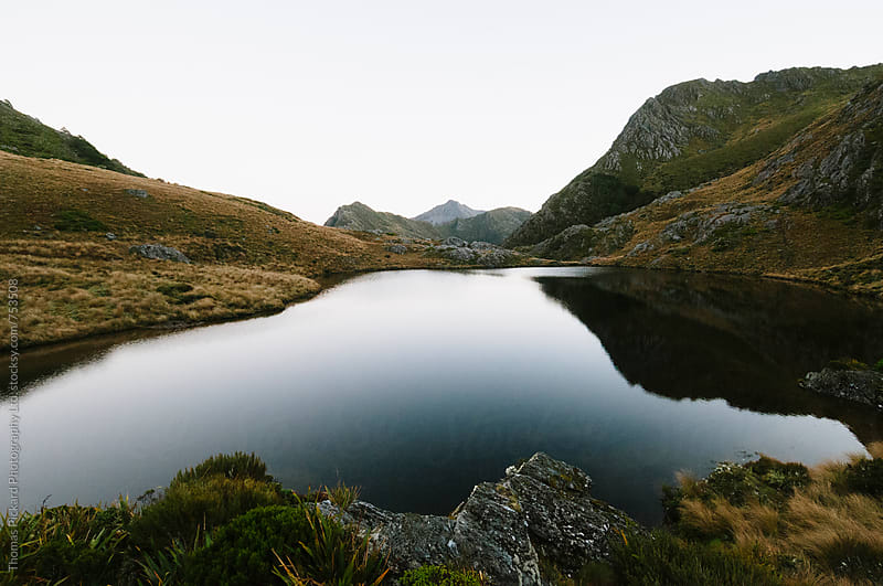 Adelaide Tarn, Kahurangi National Park, New Zealand. by Thomas Pickard Photography Ltd. for Stocksy United