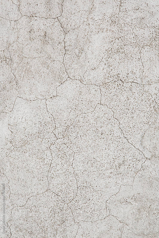 cracked concrete background by Sonja Lekovic for Stocksy United
