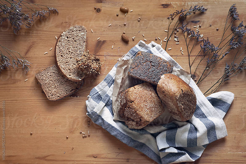 Brown Bread by Julien L. Balmer for Stocksy United