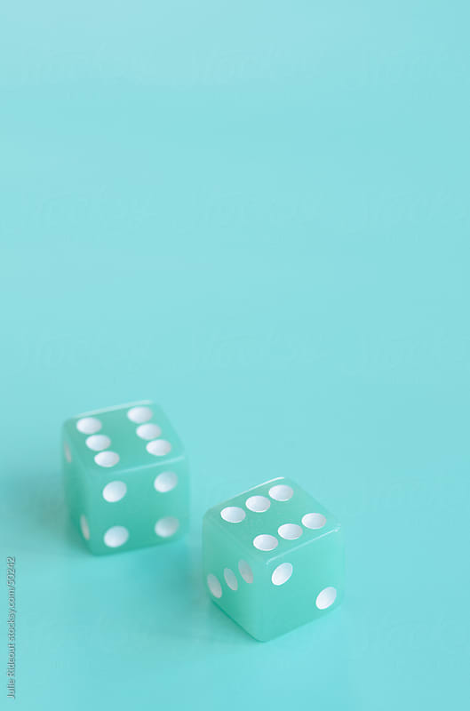 Pair of Dice by Julie Rideout for Stocksy United