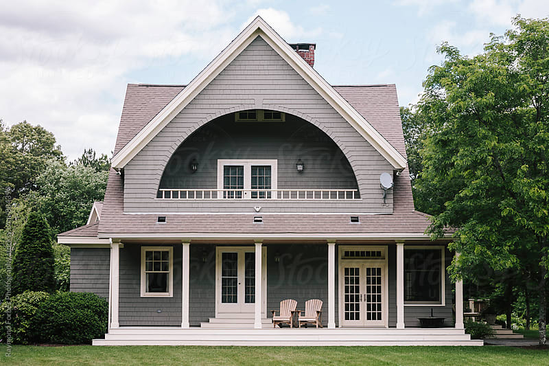 Residential Exterior by Raymond Forbes LLC for Stocksy United