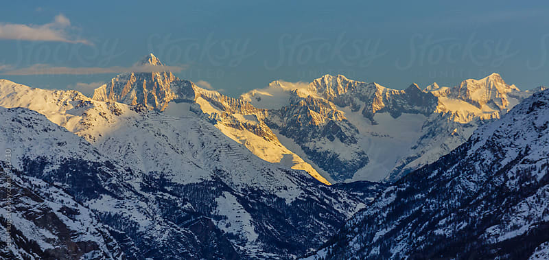 Swiss Alps by Felix Hug for Stocksy United