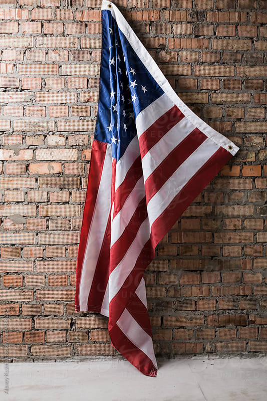 US Flag by Alexey Kuzma for Stocksy United