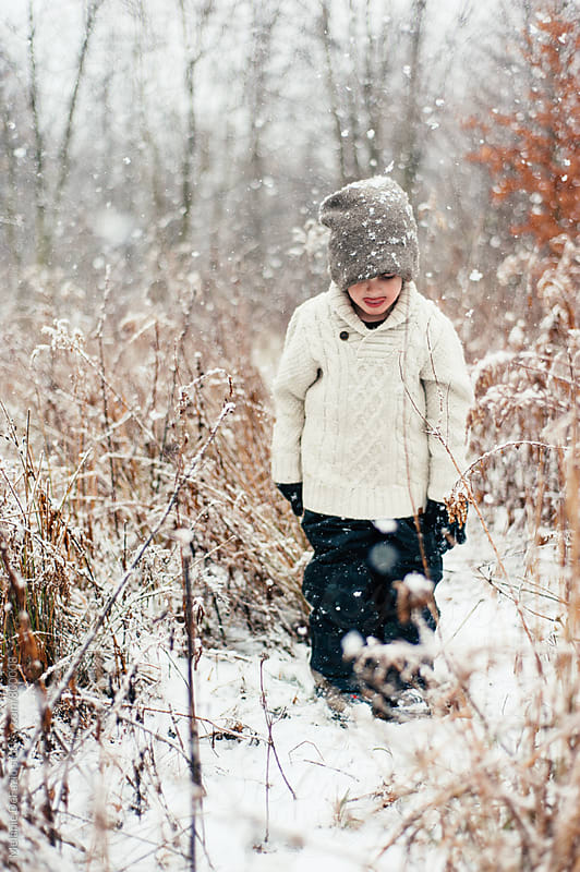 Snow by Melanie DeFazio for Stocksy United