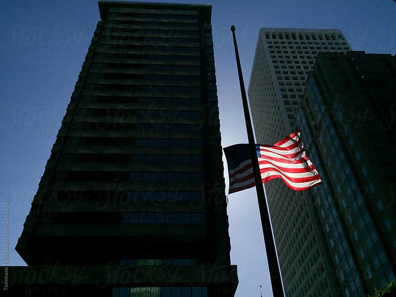 american flag by Tommaso Tuzj for Stocksy United