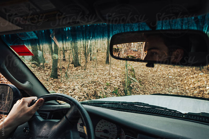 Off-roading in New England  by L&S Studios for Stocksy United