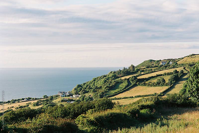 Coast in Wales by Léa Jones for Stocksy United