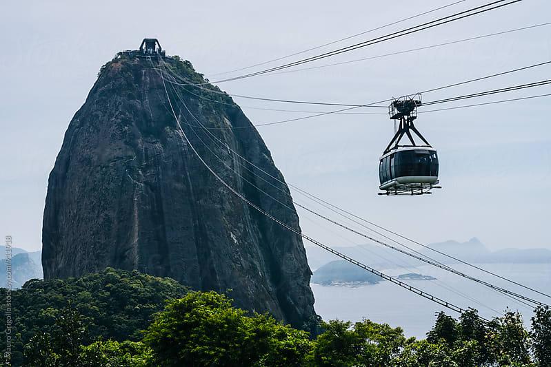 Pão de Açúcar. Rio De Janeiro. Brazil. by Mauro Grigollo for Stocksy United