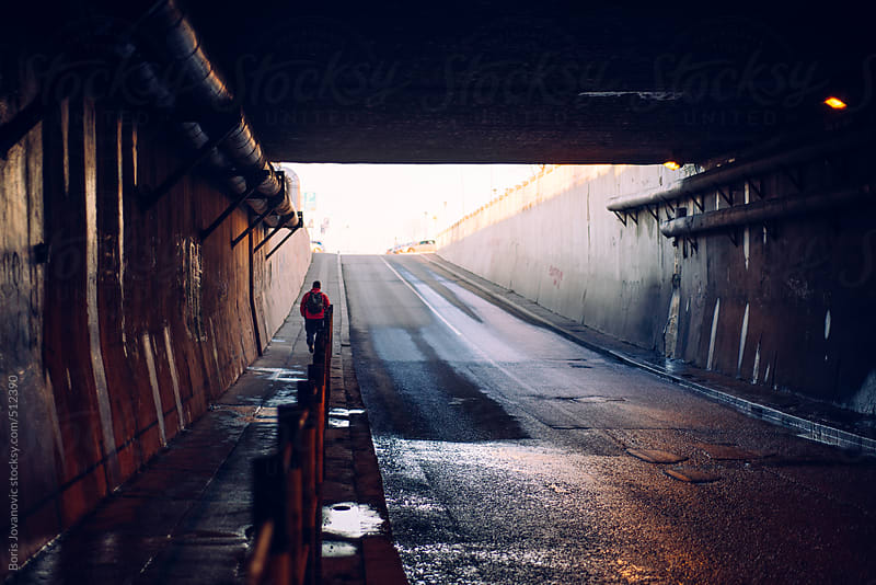 Underground passage by Boris Jovanovic for Stocksy United