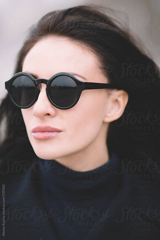 trendy woman . by Alexey Kuzma for Stocksy United