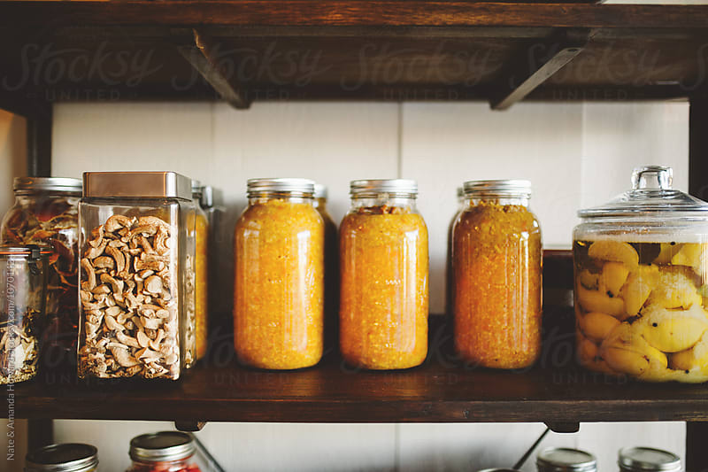 canned food by Nate & Amanda Howard for Stocksy United