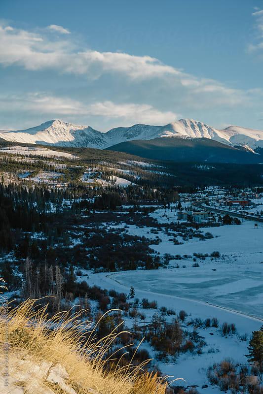 Winter Park, Colorado by Joel Bear Studios for Stocksy United