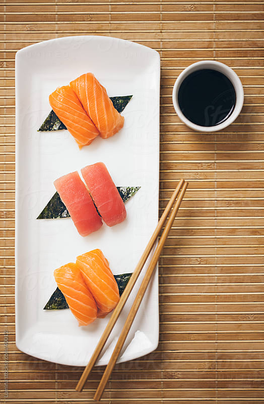 Sushi by Lumina for Stocksy United