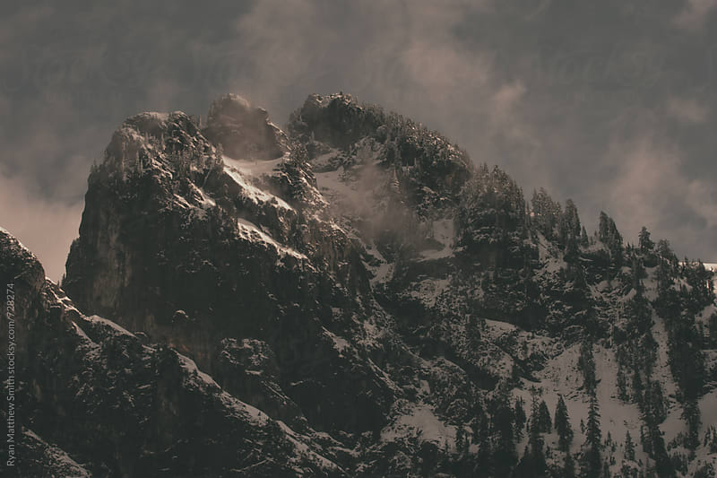 Mountain Landscape by Ryan Matthew Smith for Stocksy United
