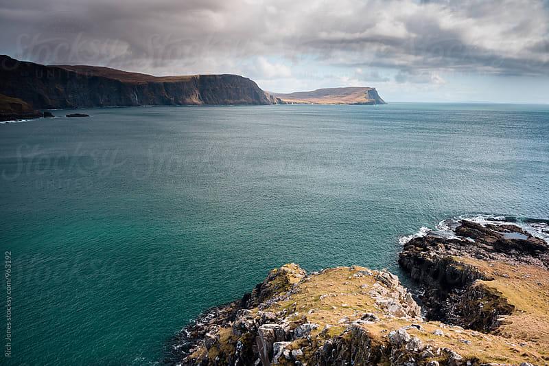 Neist Point, Isle of Skye, Scotland by Rich Jones for Stocksy United