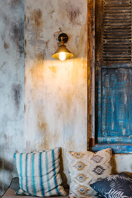 Vintage Interior by Alexander Grabchilev for Stocksy United