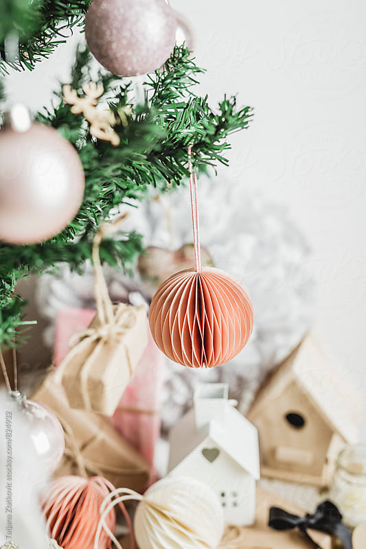 Christmas decoration by Tatjana Ristanic for Stocksy United