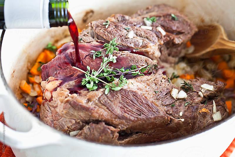 Pot Roast by Jill Chen for Stocksy United