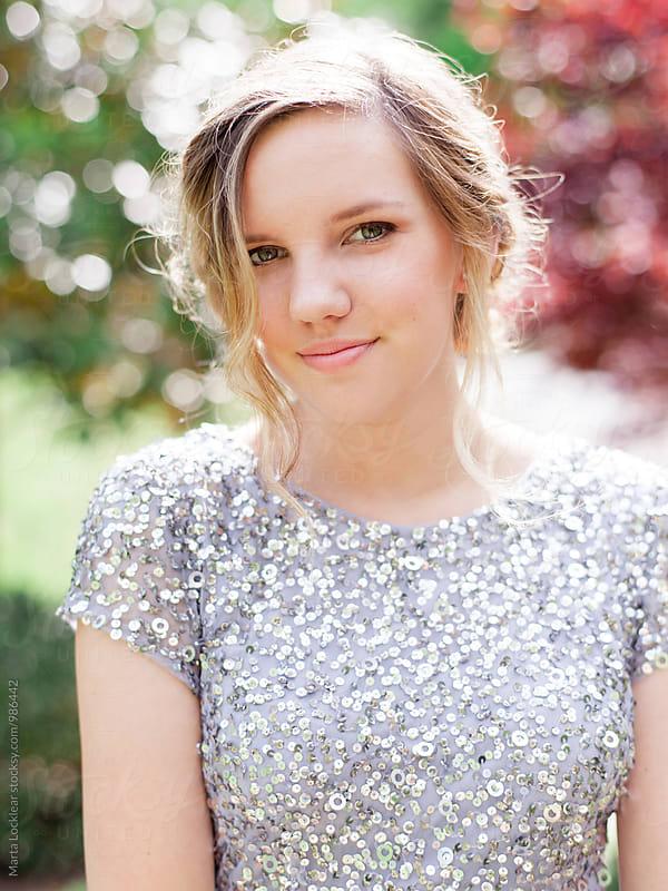 Teen Prom Portraits by Marta Locklear for Stocksy United