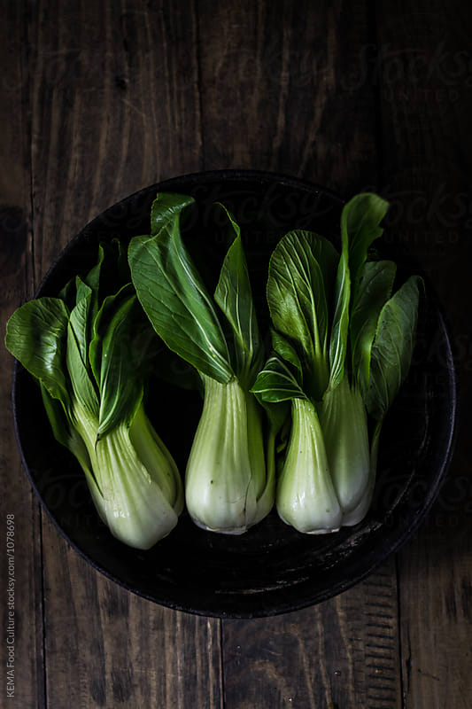 Pak choi by KEMA Food Culture for Stocksy United