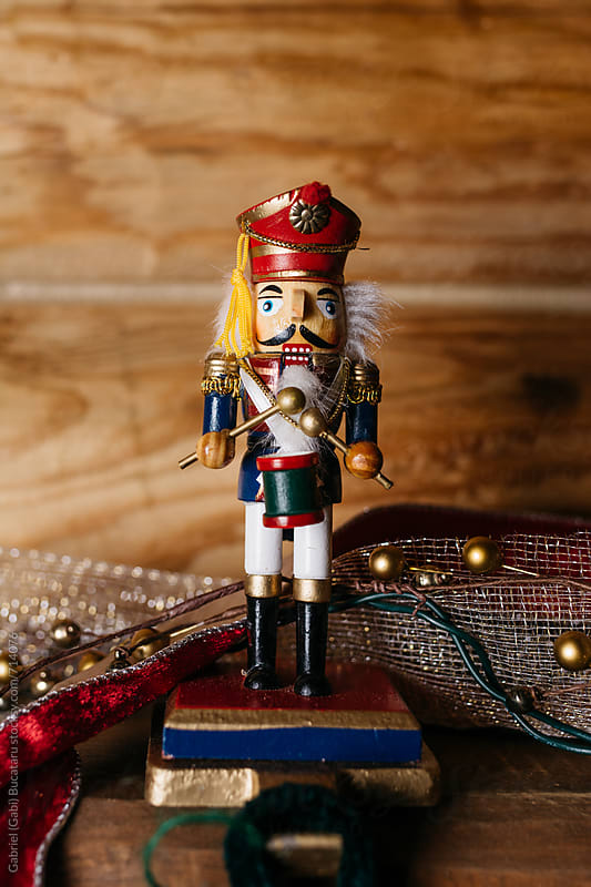 Nutcracker Soldier by Gabriel (Gabi) Bucataru for Stocksy United