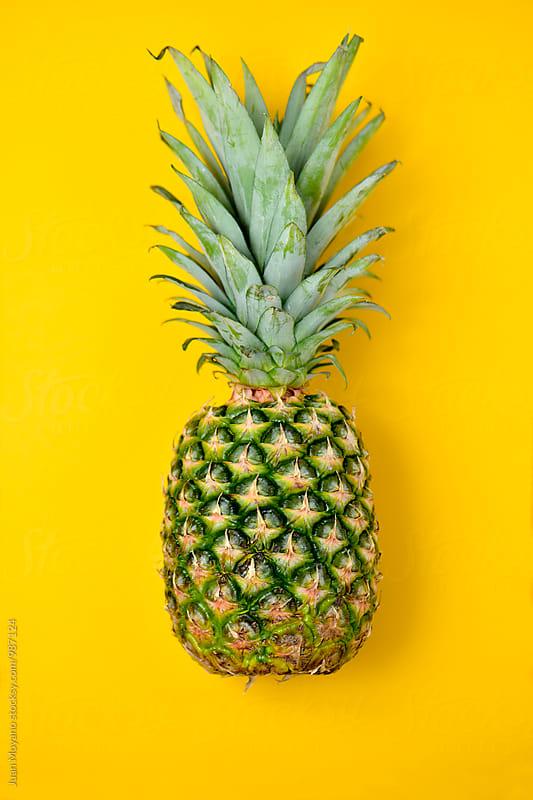 pineapple by juan moyano for Stocksy United
