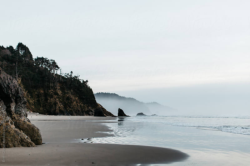 Oregon Coast by Brett Donar for Stocksy United