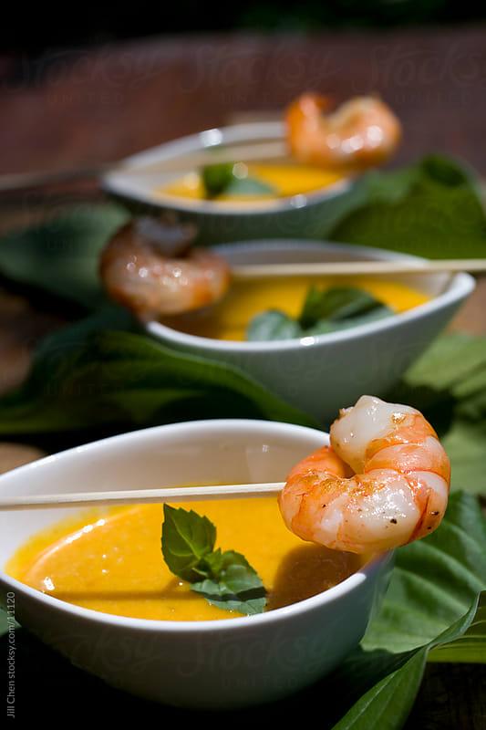 Shrimp Dip by Jill Chen for Stocksy United