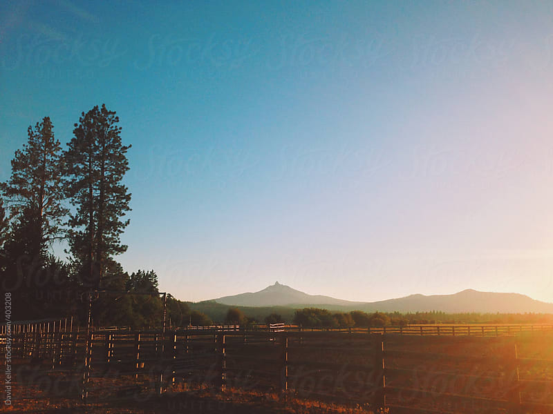 Bend, Oregon by David Keller for Stocksy United