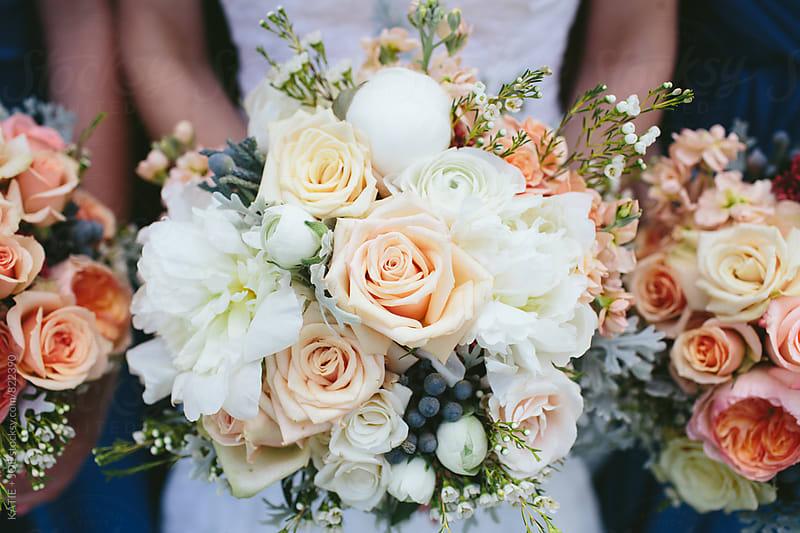 Bouquets by KATIE + JOE for Stocksy United