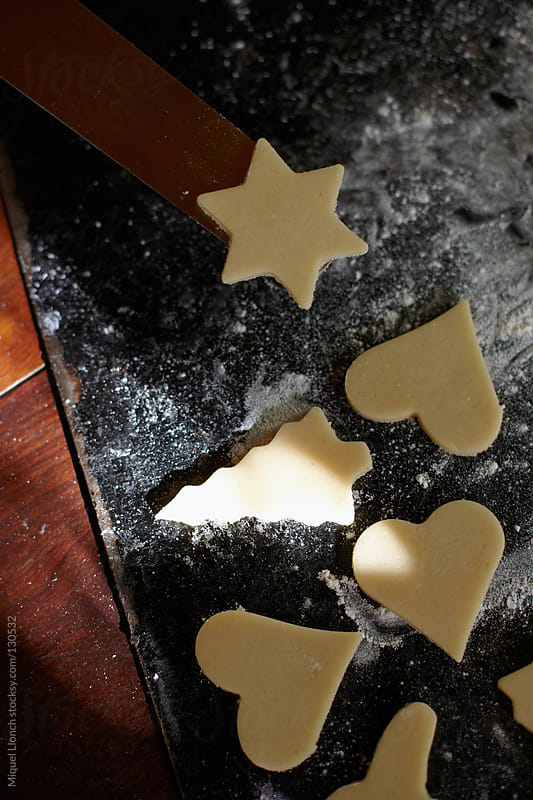 Christmas cookies by Miquel Llonch for Stocksy United