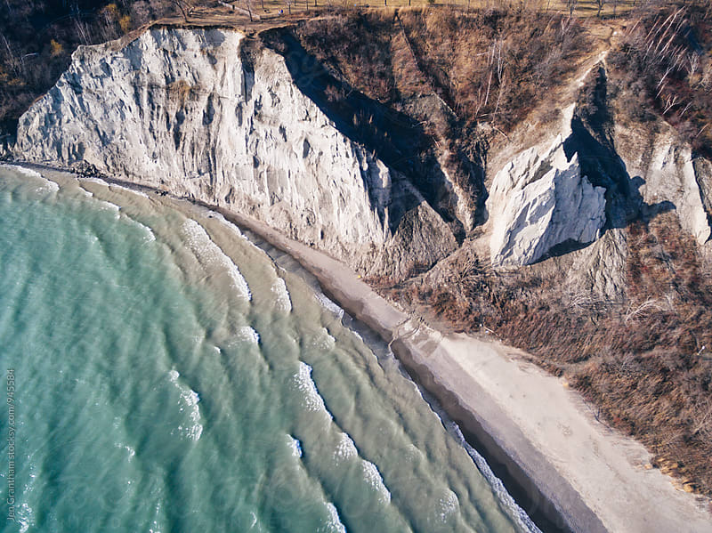 Toronto: Scarborough Bluffs Park by Jen Grantham for Stocksy United