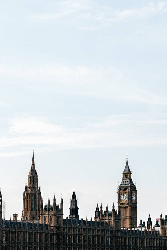 Parliament by Agencia for Stocksy United